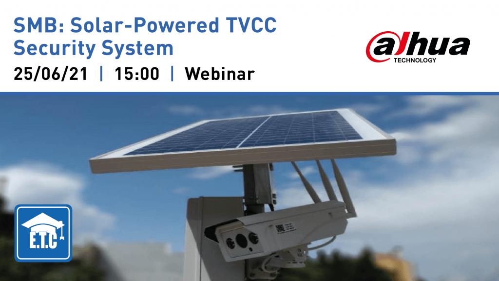 Solar-powered-TVCC